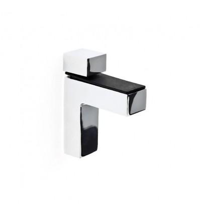 Soporte regulable para baldas de cristal y madera QUATRO XL: con estilo decorativo