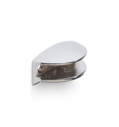 Soporte fijo para baldas de cristal GLASS M: con estilo clásico