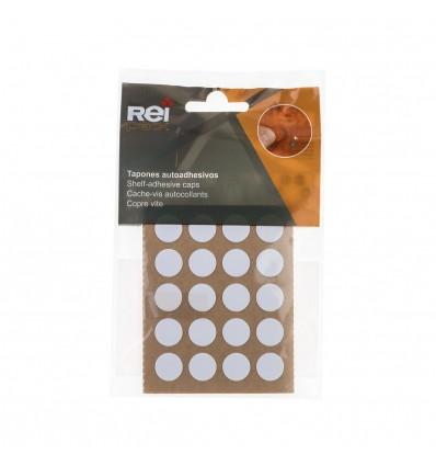 Embellecedor para tornillos adhesivo con estilo clásico