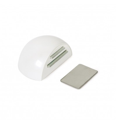 Retenedor de puerta con imán adhesivo marca REI