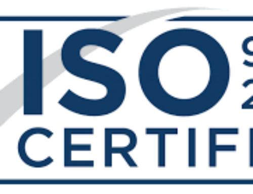 Reunión Industrial está certificada bajo la Norma ISO 9001:2015