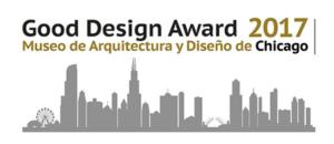REI galardonado con el premio Good Design Award en 2017