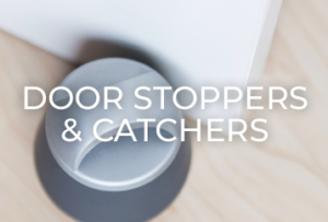 REI door stoppers section
