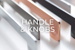 REI handle & knobs section